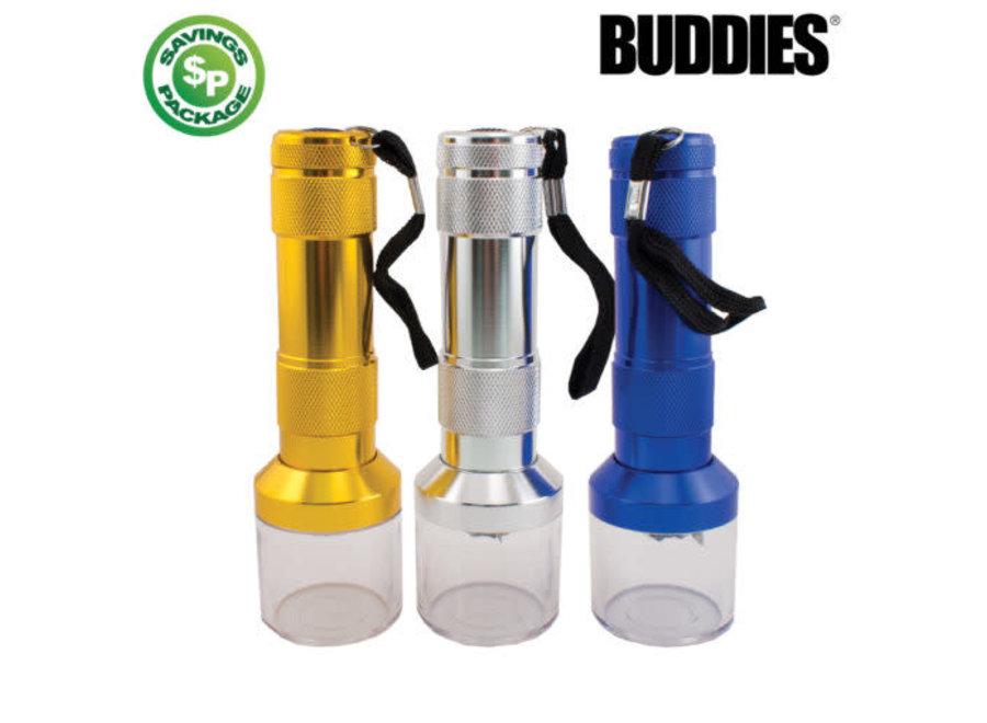 Buddies Electric Grinder Gold
