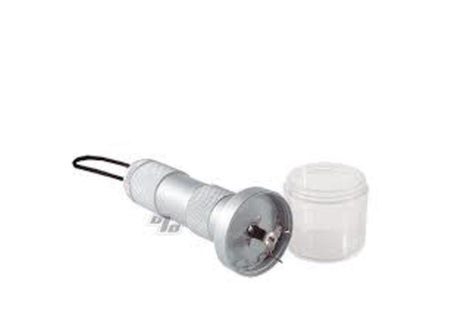 Buddies Electric Grinder Silver