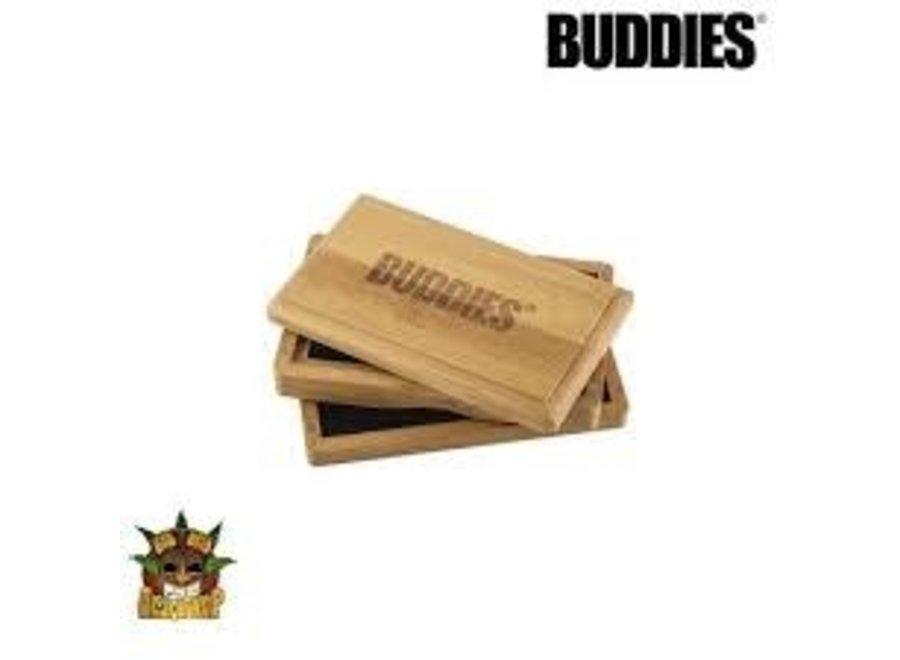 Buddies Sifter Box Small Bamboo