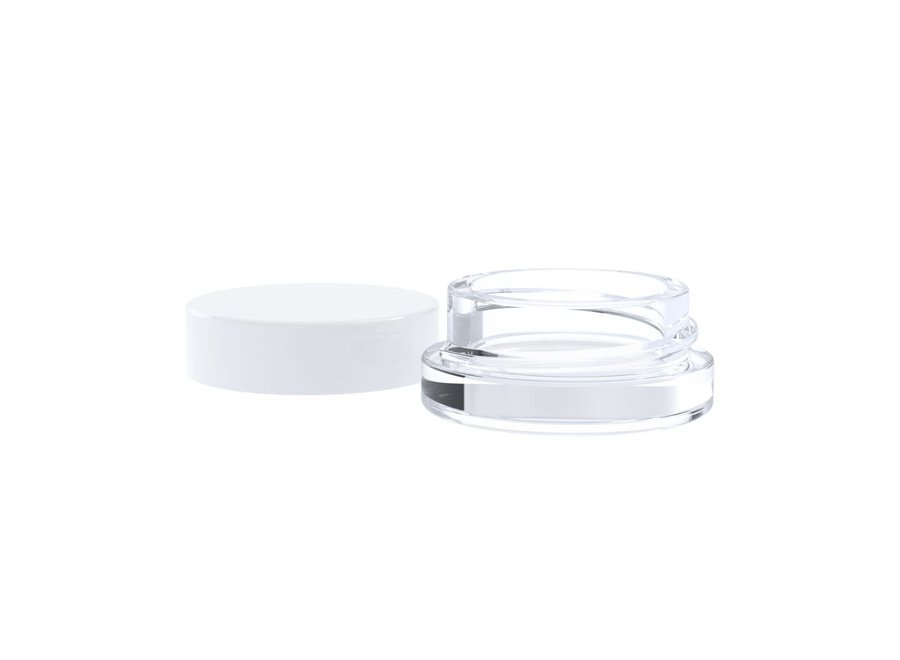 Container Concentrate Thick Wall Glass 7ml