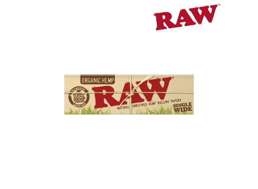 raw organic single wide pk