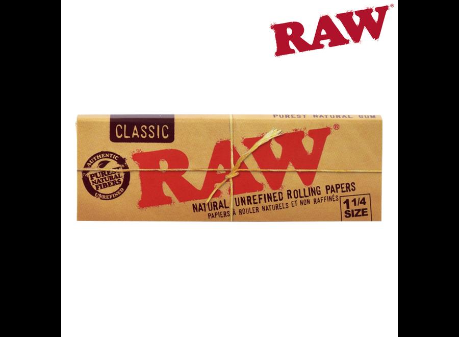 raw classic 1.25 single