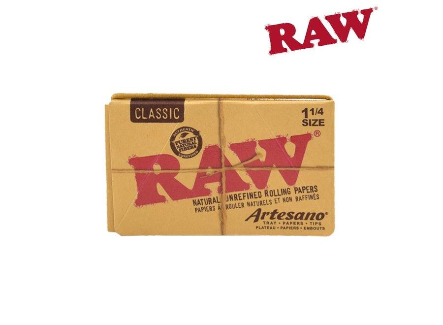 raw classic 1.25 artesano single