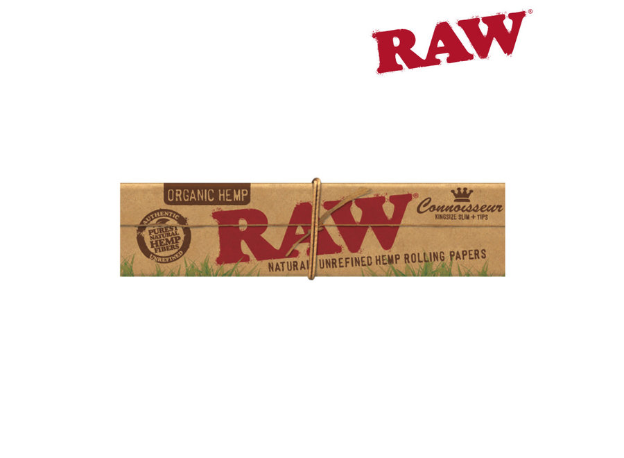 RAW classic king +tips single