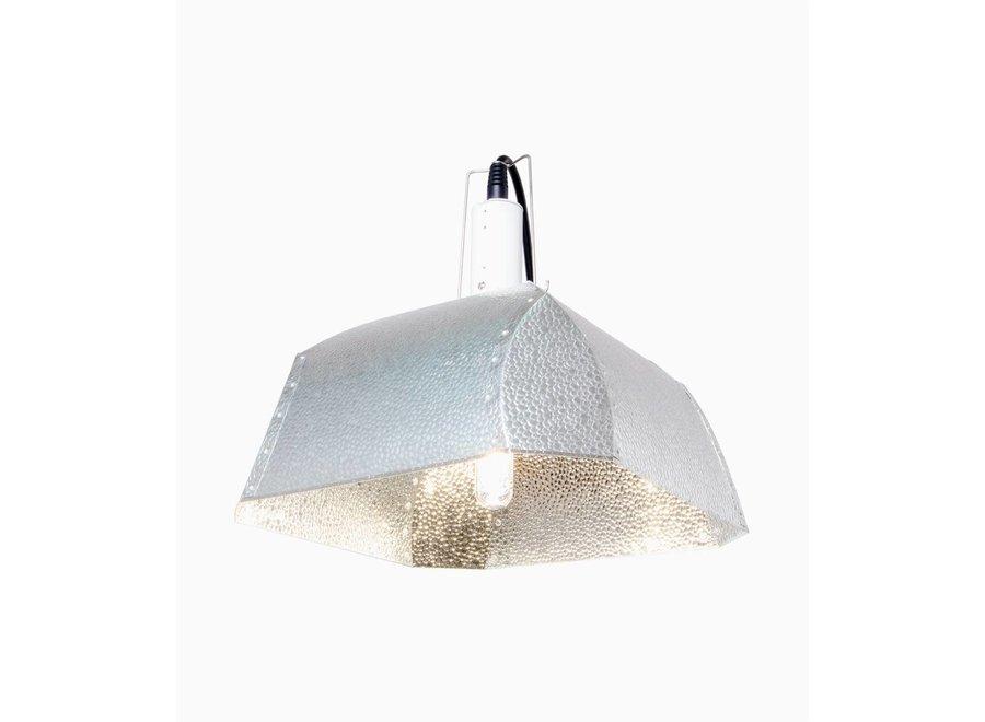 xtrasun 315 cmh reflector hood w. ballast & bulb