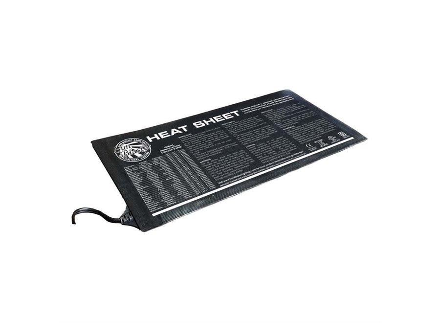 heat sheet propagation heating mat