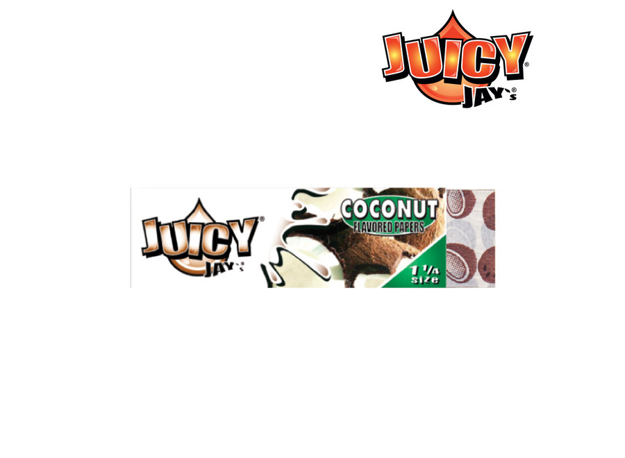 Juicy Jay Coconut rolling papers
