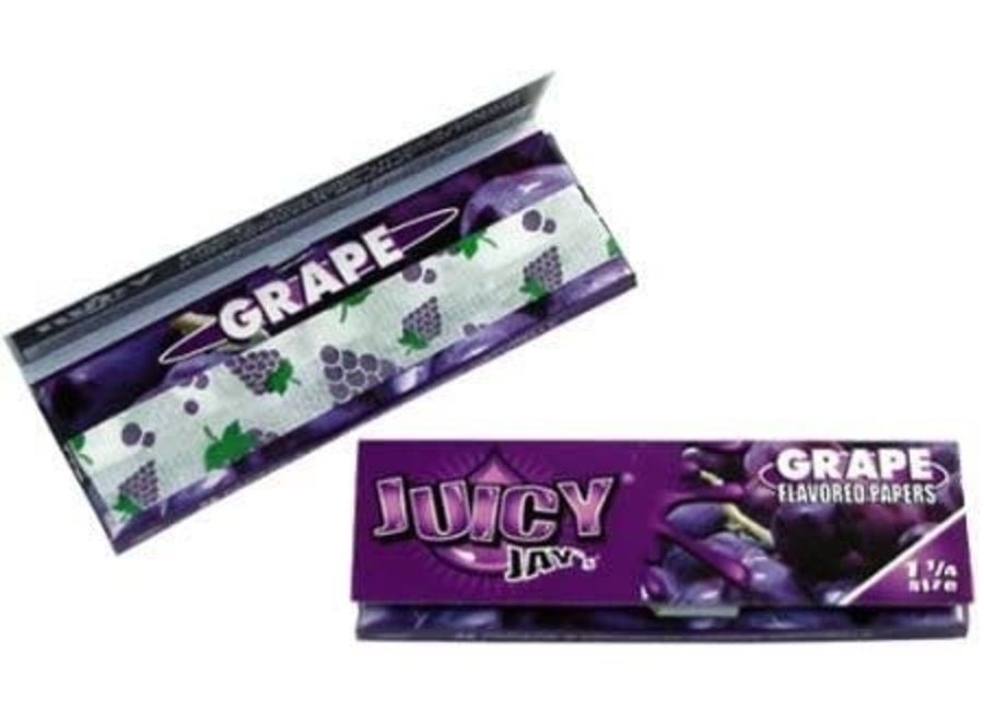 Juicy Jays Grape Rolling Papers (box)