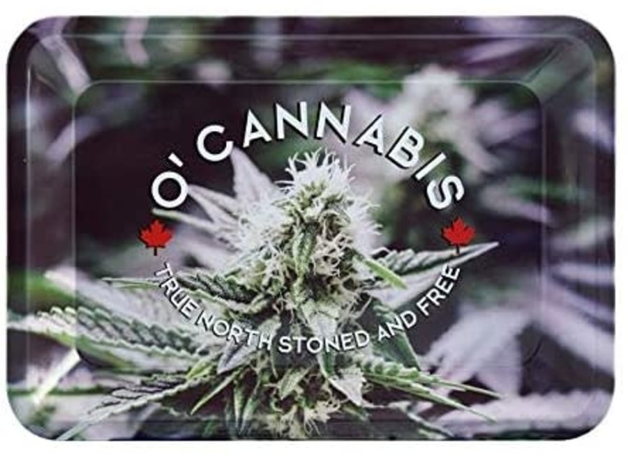 O Cannabis mini tray