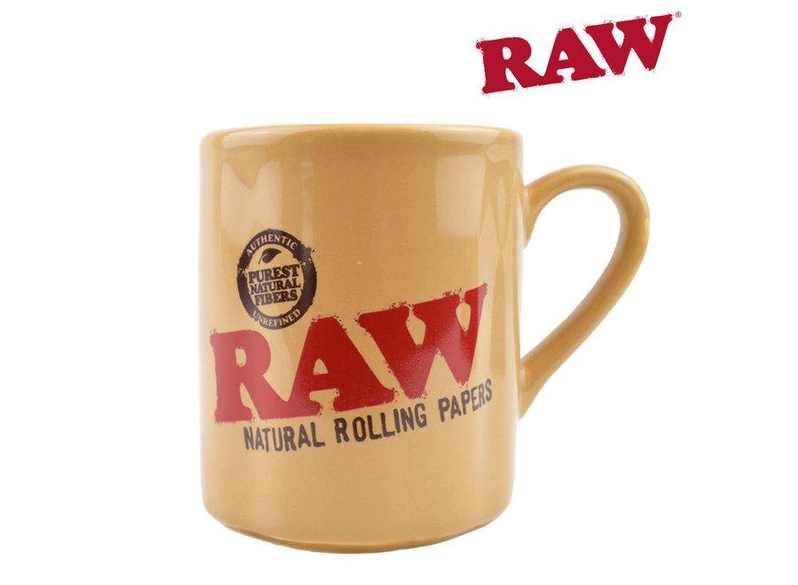 Ceramic Raw Coffee Mug
