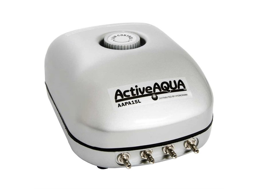 Active Aqua air pump 4 outlet 15 lpm