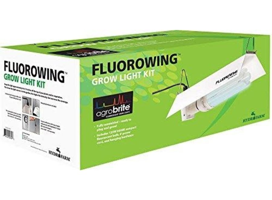 Fluorowing Compact Fluor System 125 W