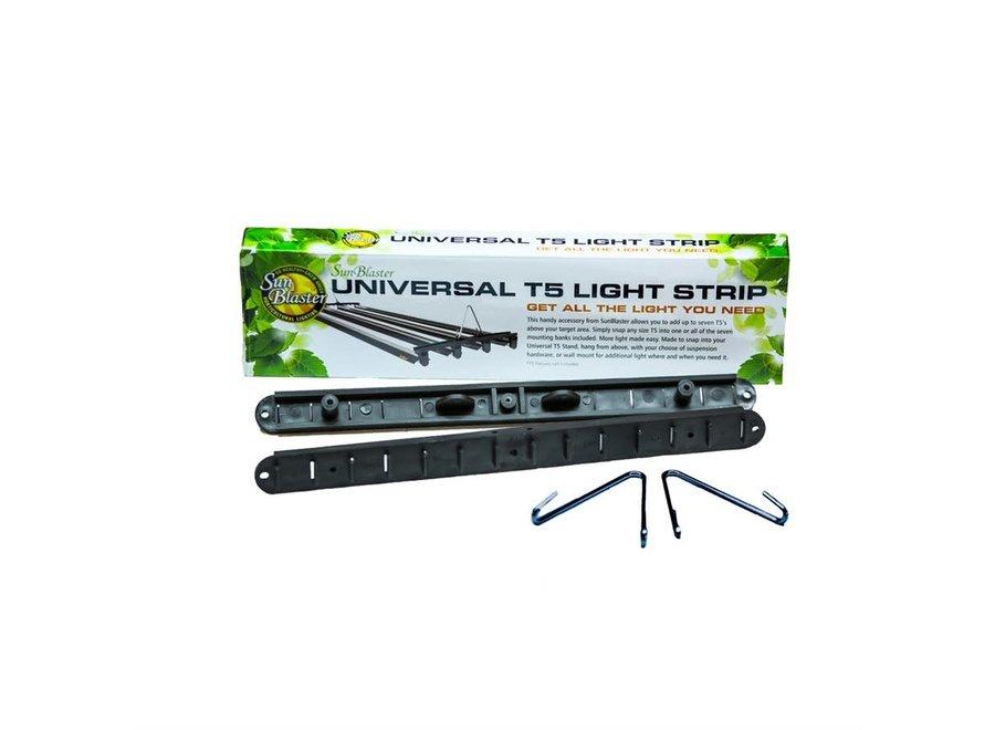 sunblaster t5 light strip hanger