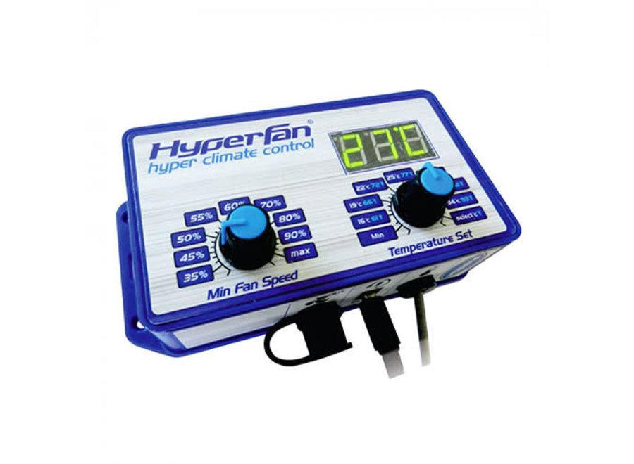 Hyper Fan climate speed control