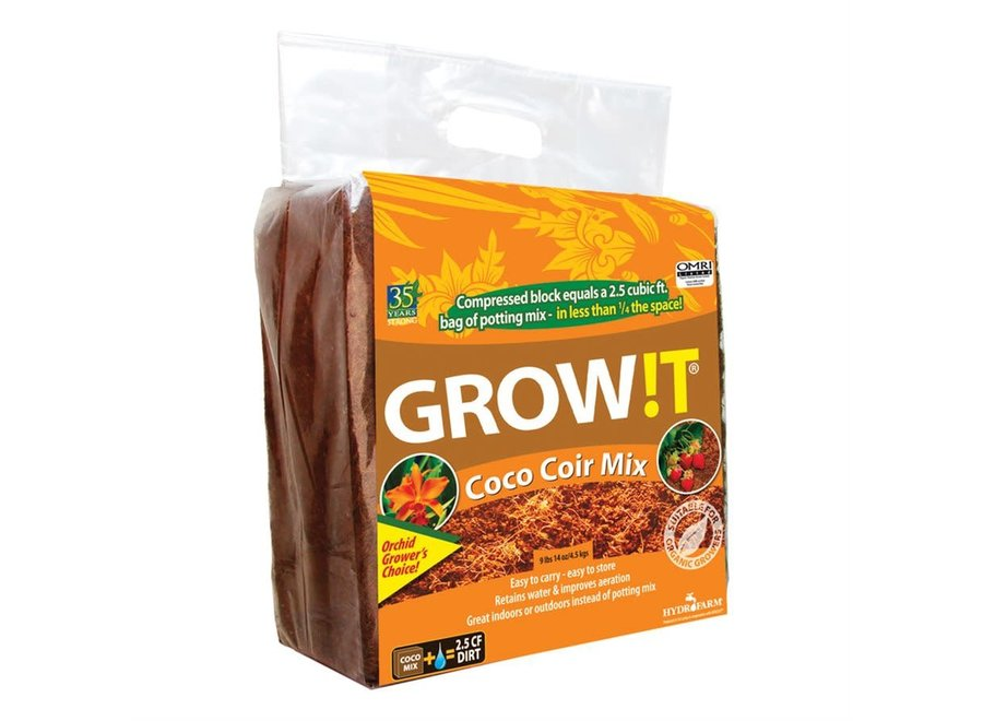 Growit coco brick 5kg