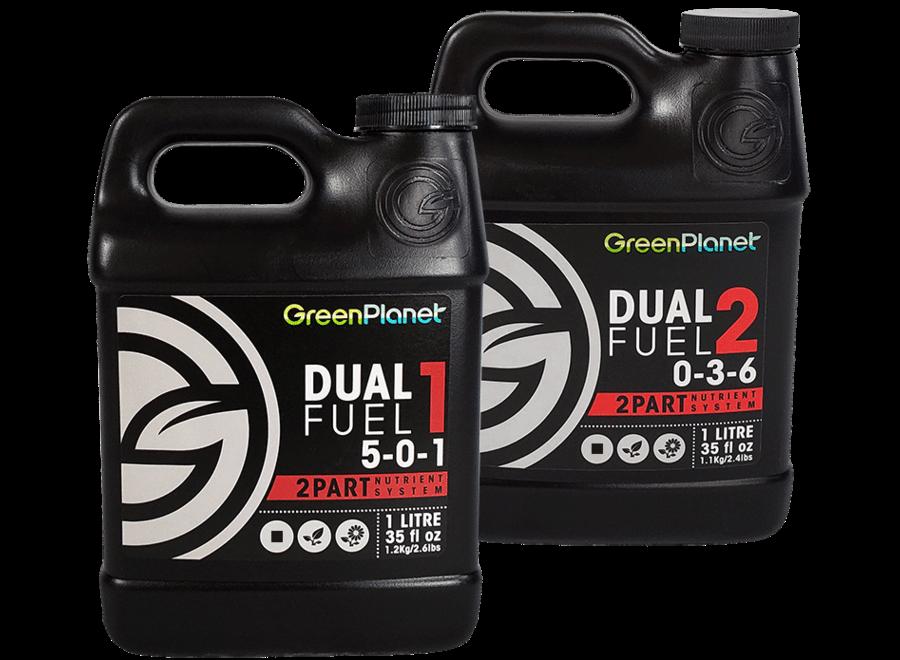 Green Planet Dual Fuel Part 1, 1L