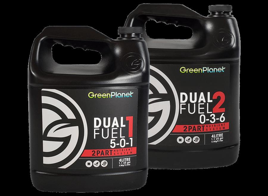 Dual fuel 2, 4L