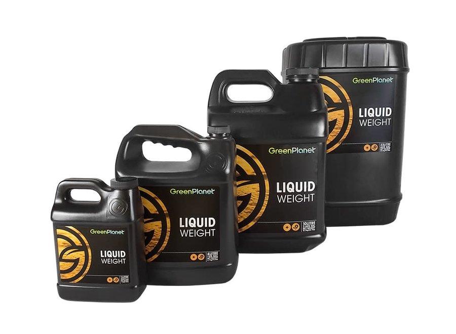 GP Liquid w8 4L liquid weight