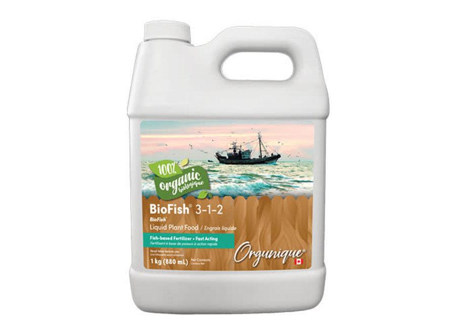 Orgunique Biofish 3-2-1  1 Liter