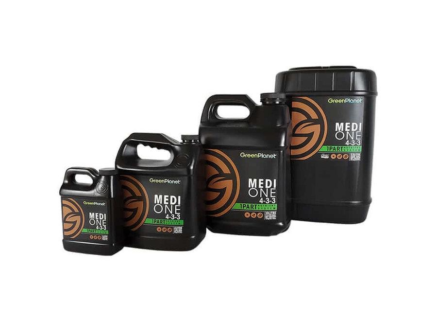Green Planet Medi 1,  1 litre