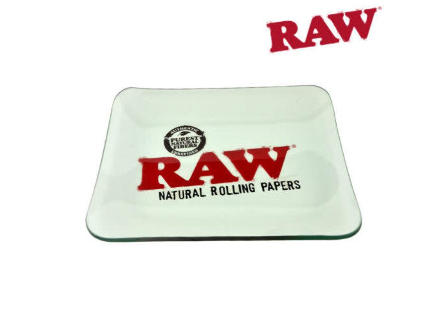 Raw Rolling Tray Glass