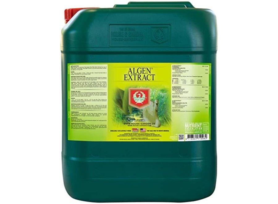 House & garden Algen extract 5L