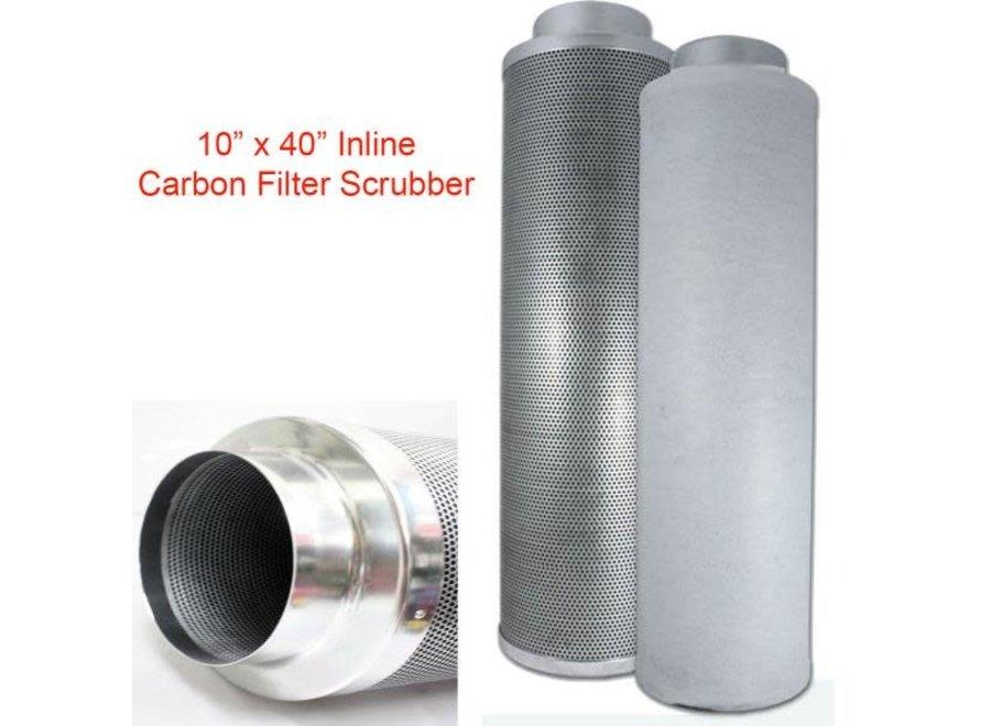 "carbon filter  10"" x 40"""