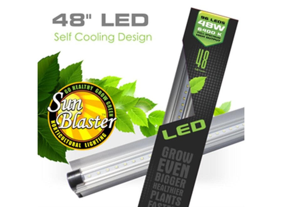 "48"" sunblaster LED 6400k Strip light"