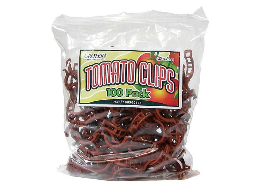 Tomato Clip 100 Pack