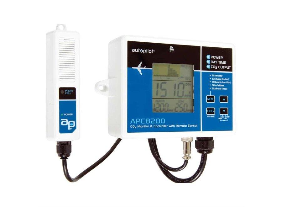 Digital CO2 Controller w/ 15' Remote Sensor