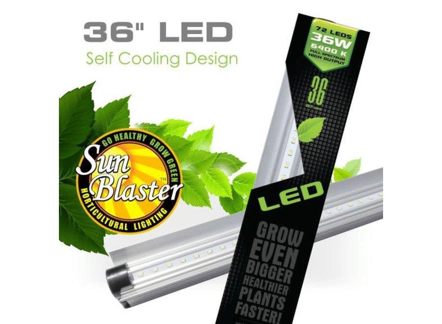 "Sunblaster 36"" LED HO 6400K Strip Light"