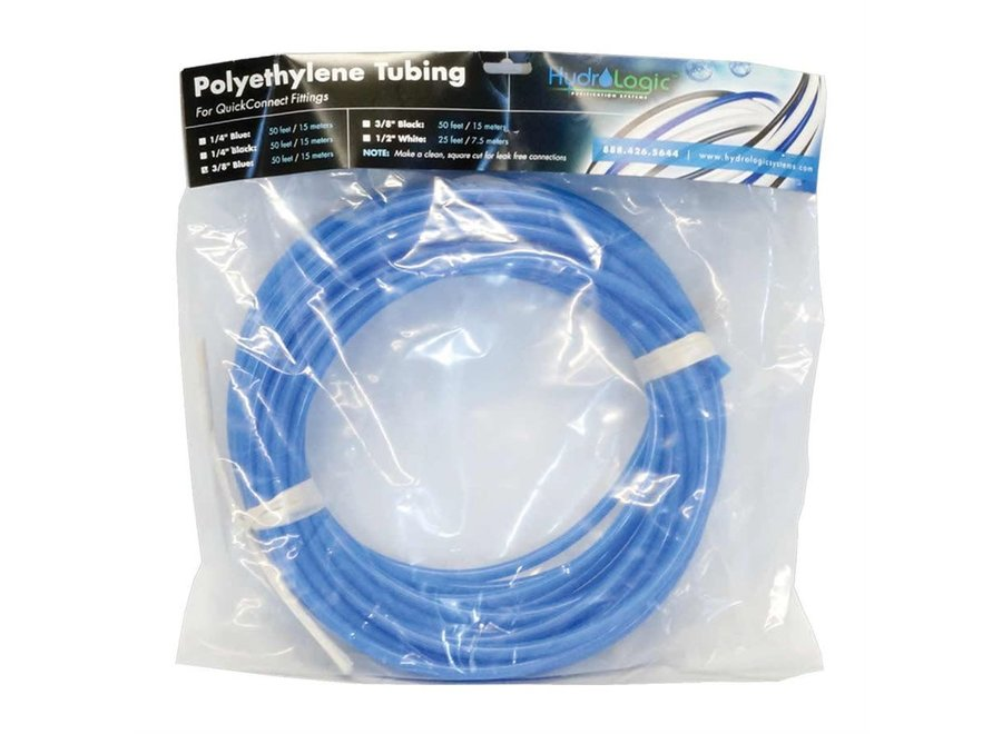 """3/8"""" blue tubing for RO systems"""
