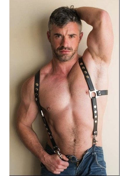 Mercenary Suspenders, Black