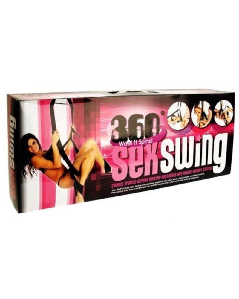 Trinity 360 Spinning Sex Swing