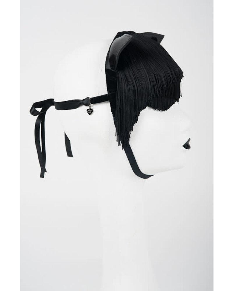 Fräulein Kink Noir Kitten Mask