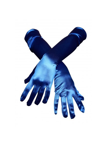 Kayso Satin gloves - Elbow length