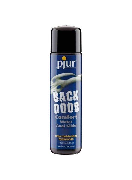 Pjur Back Door Comfort Anal Glide 100ml Water Based