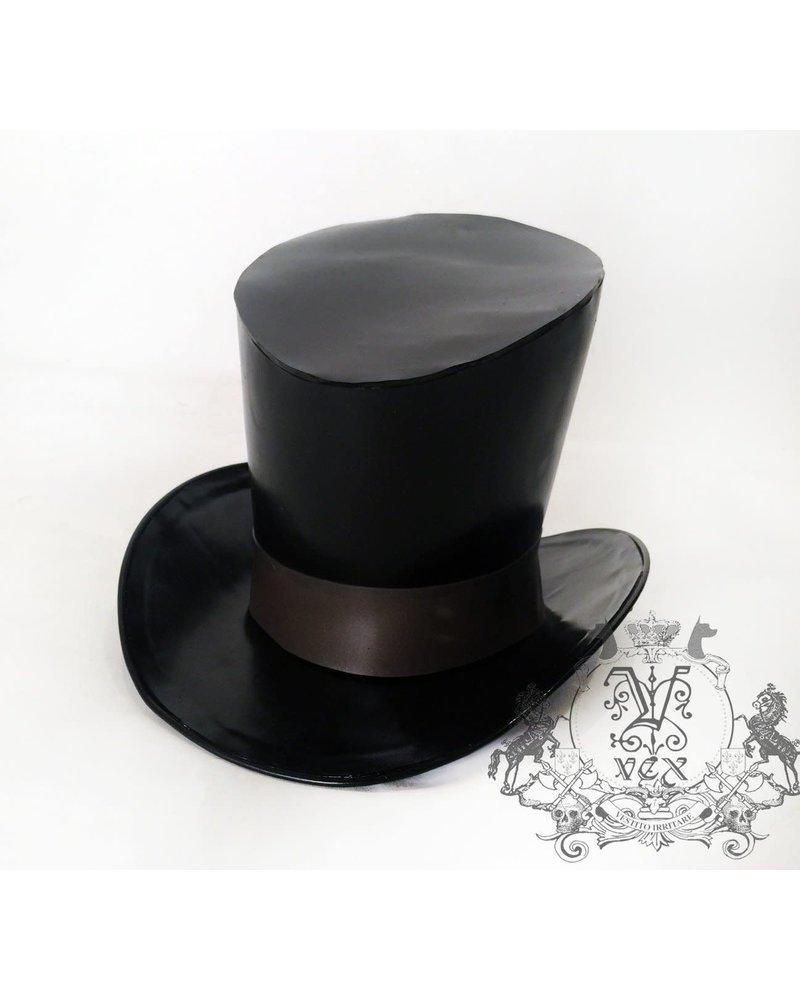 VexClothing Latex Top Hat