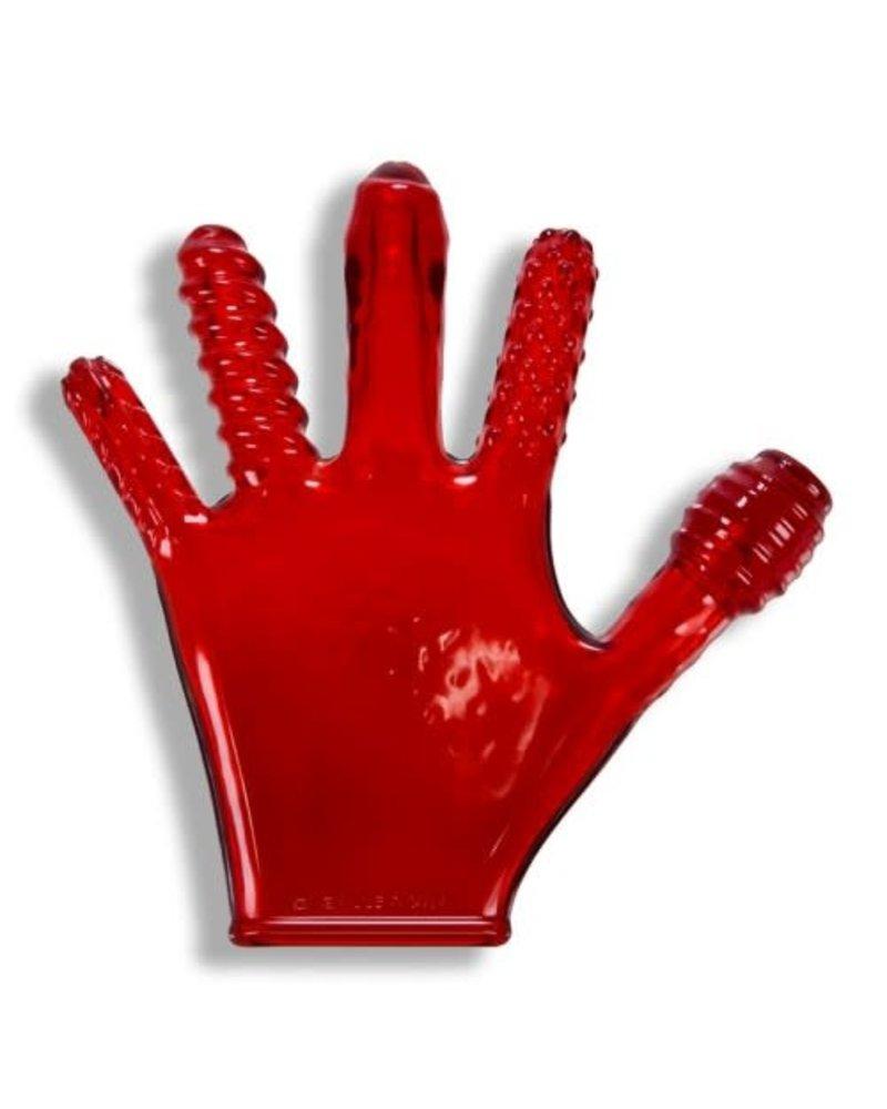 Finger Fuck Textured Glove