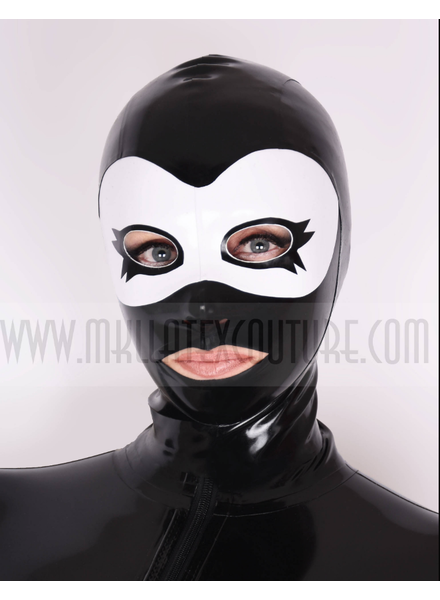 MKL Latex Couture The Mask hood