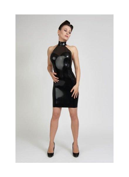 Peter Domenie Halterneck dress