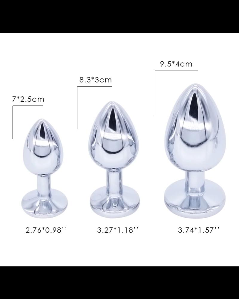 Adorn Butt Plug Large