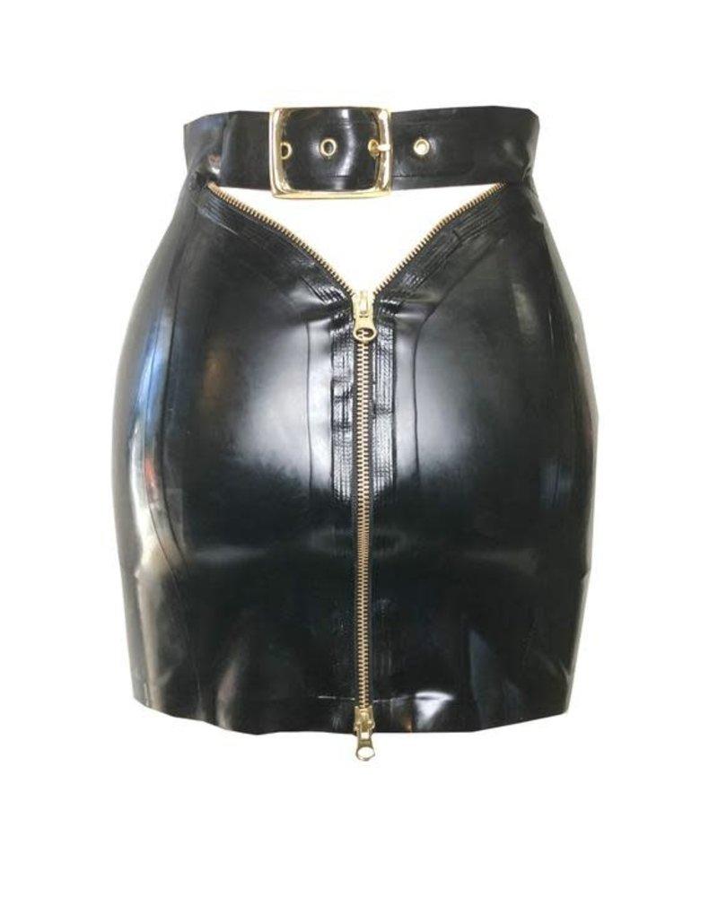 Peekaboo Mini Skirt