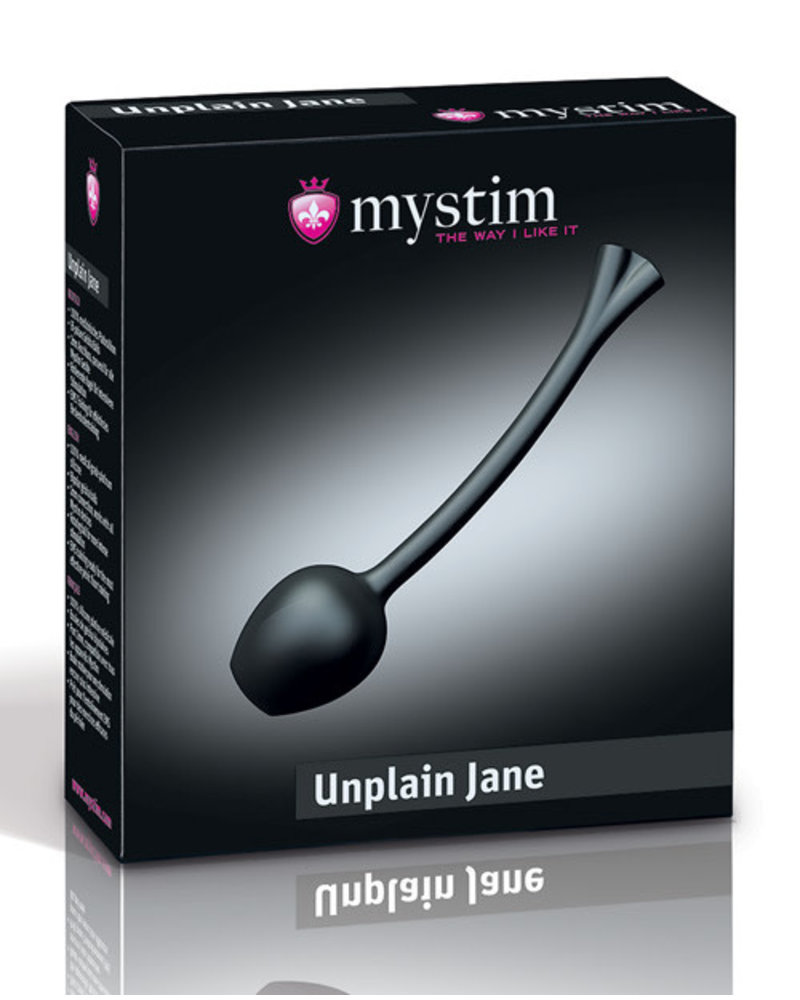 Mystim Unplain Jane Geisha Ball