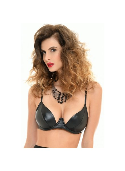 Bra Faux Leather