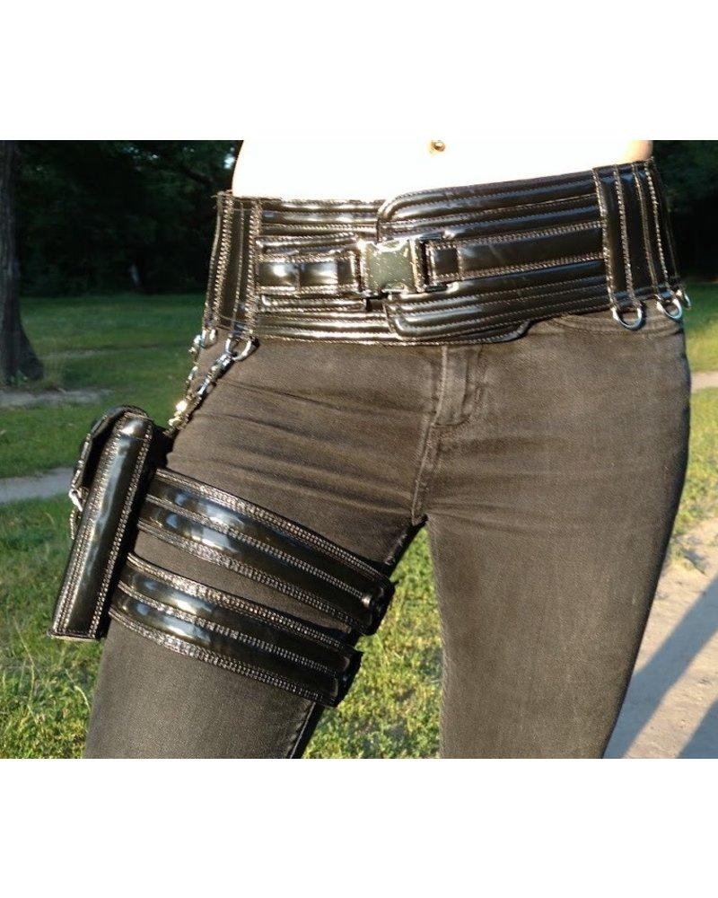Tatjana Warnecke Herione hip belt