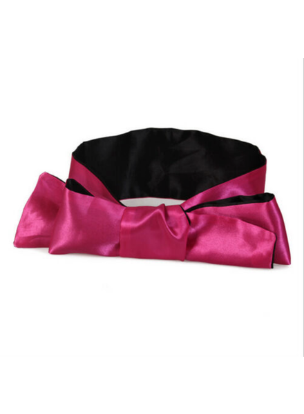 Date night soft pvc blindfold