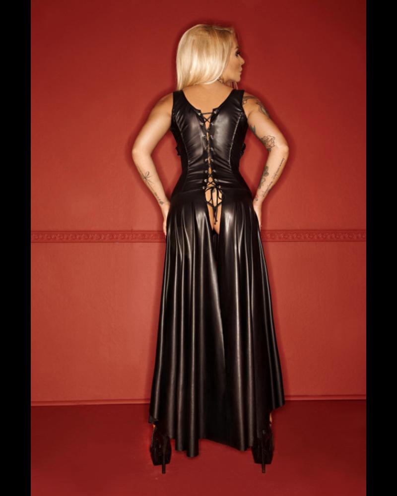 Noir Handmade Breath-taking dress