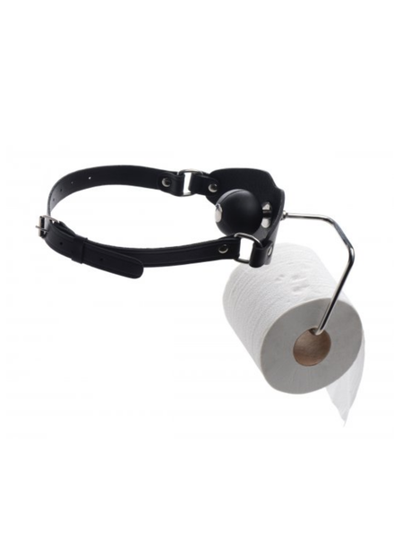 Toilet Paper Dispenser Gag