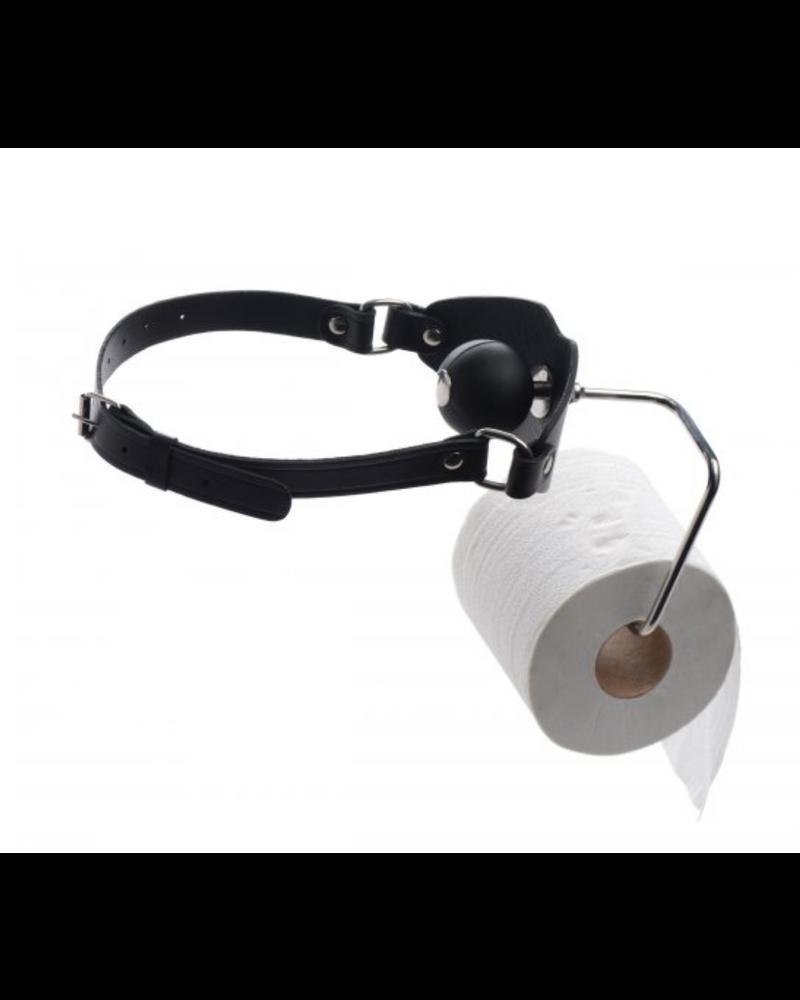 Toilet Paper Dispenser Gag